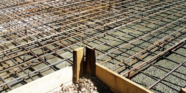 перекрытие из бетона